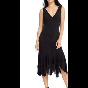 LAUREN Ralph Lauren | Handkerchief V-Neck Dress~S